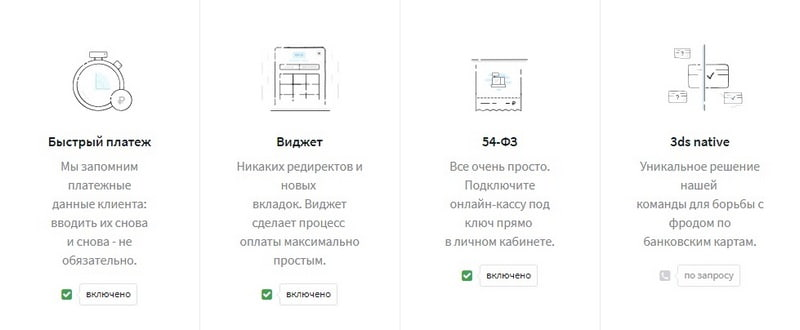 Плюсы Unitpay ru