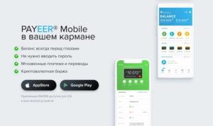 Приложение Пайер Мобильный Кошелек