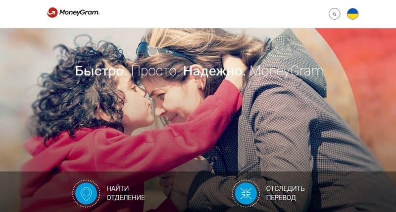 MoneyGram денежный перевод из Турции в Украину
