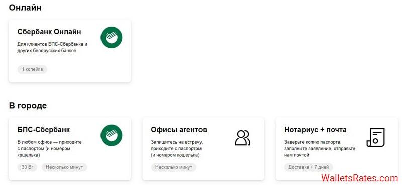 Идентификация Yoomoney в Беларуси