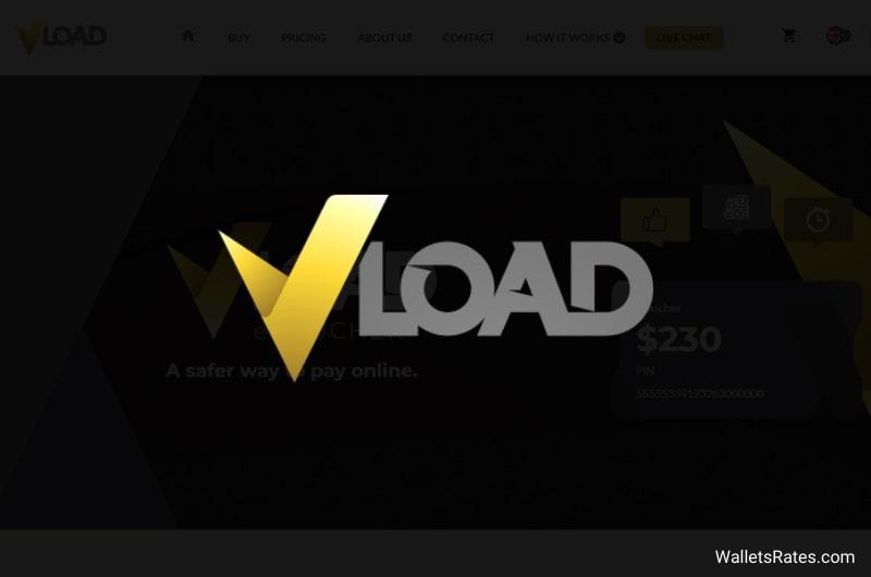 Vload платежная система и кошелек