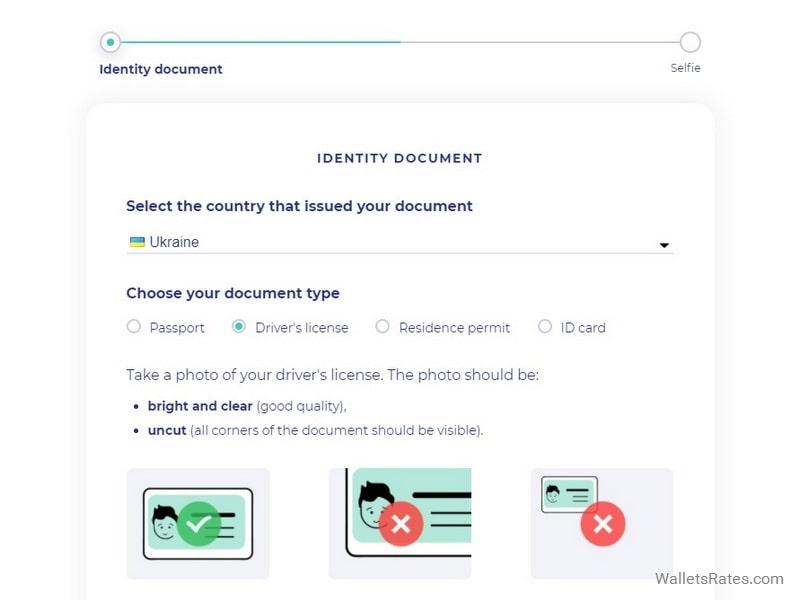 Geo Pay верификация аккаунта